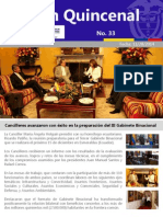 Embajada de Ecuador Boletín 33