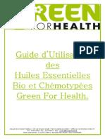 Guide Utilisation Huiles Essentielles Bio Chemotypees