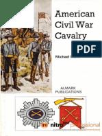 Cavalerie de Guerre Civile Americaine
