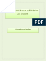 1001 Trucos Publicitarios (síntesis)