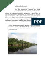 Reservas y Parques Naturales