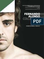 Dosier Prensa Fernando Alonso Collection