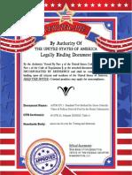 ASTM E711-87 (1992)