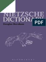 Nietzsche Dictionary