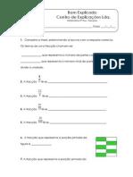 4 - Números Racionais Não Negativos - Teste Diagnóstico (2)