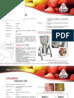 Licuadora Industrial Ci Talsa Li30 23701003