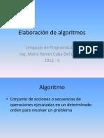 Elaboración de algoritmos Sesion 2.pptx