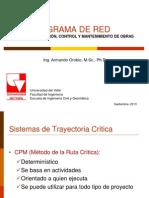Diagrama de Red
