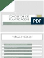 2 Conceptos de Planeamiento