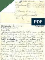 February 23 1945 to Folks