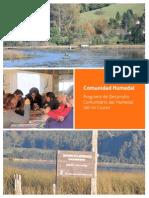 Programa de Desarrollo Comunitario Humedal Río Cruces