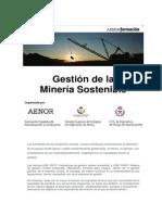 gestion de minería sostenible
