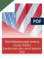 MONTENEGRO Global UGRAD Exchange Presentation