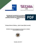 Informe Secaba Alcala