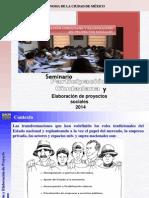 Presentación Dr. Luis Patiño