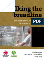Walking the Breadline Report