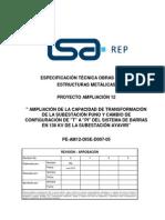 PE AM12 DISE D007 05 Estructuras Metalicas