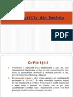 Constituțiile Din România
