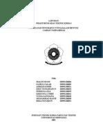 Laporan Praktikum ATK I