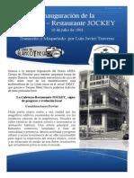 16-07-1961 Inauguracion del JOCKEY