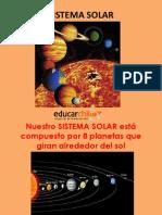 Sistema Solar, Planetas externos