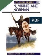 Osprey - Men at Arms 85 - Saxon, Viking and Norman