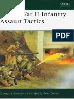 Osprey - Elite 160 - World War II Infantry Assault Tactics