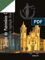Compêndio Legislação Brasileira Direito Do Patrmônio Cultural
