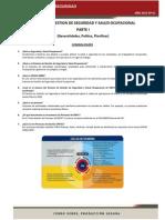 01 - OHSAS - Preguntas Frecuentes - Parte 1