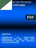 DIRECCIÓN DE PERSONAL Y LIDERAZGO.ppt
