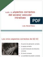 5 derechos de la toma de una via intraosea.pdf