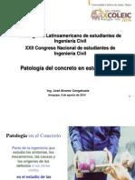 Patología en Concreto Fresco PDF