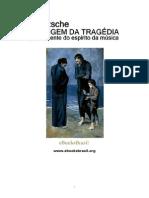 Friedrich Nietzsche - A Origem Da Tragédia