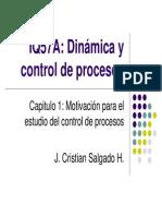 Dinamica y control de procesos
