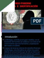 Laboratorio Forense (Biología e Identificación