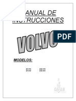 Manual Volvo DV-S 375 y 410