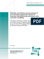 Methods of Prediction and Prevention of Pre-eclampsia (Full)
