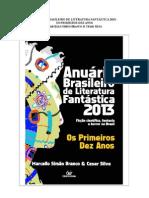 2013 Anuário 2013 Release