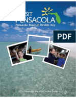 Pensacola Visitor Guide 2010