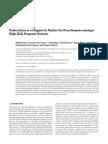 Podocyturia as a DiagnosticMarker for Preeclampsia 2012