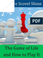 The Game of Life Life - How To Play It by Florence Scovel Shinn.epub