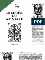 Alfred Rosenberg - Le Mythe du XXe siecle.pdf