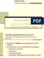 f.teori Bentuk Hegel