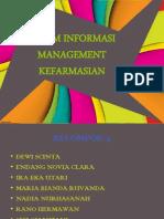 Sistem Informasi Manajemen Kefarmasian