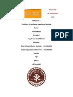Problema de Pothenot y Poligonal Anclada