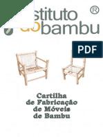 Cartilha de Fabricação de Móveis de Bambu