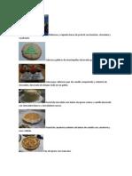 Datos de Pasteles