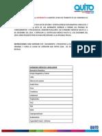 Examenes Médicos Agentes Civiles de Tránsito 2014