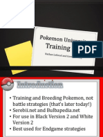 pokemon training 101 safe