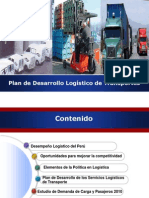 10 Plan Desarrollo Logistico Transporte